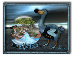 Alice in Wonderland - Part 03 [UPDATE] by Travail-de-lame