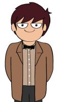 Doctor Who - Edd Gould by doggoneloverr