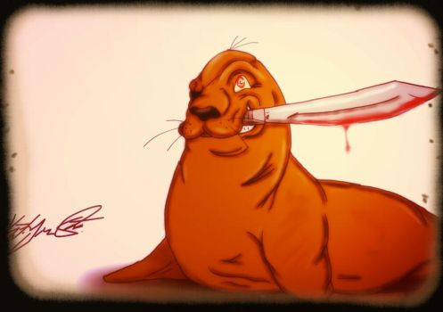 Seal Killer by R3ckless4You