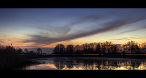 Driving along the water by cs4pro
