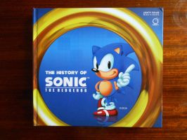 The History of Sonic the Hedgehog Book by BoomSonic514