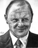 Anthony Hopkins by s-sharifi