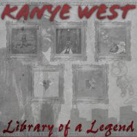 Kanye West Library of a Legend by Ryanx2