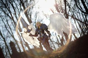 League of Legends : Kayle 's Intervention by Shappi