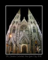 St. Patricks Cathedral by FawxCat