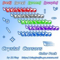 Crystal Cursors CP by JJ-Ying