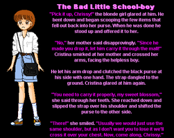 The Bad Little School-boy +053 by SissyDemi