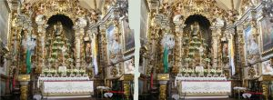 Catedral NS do Pilar -altar by ViniciusDoideira