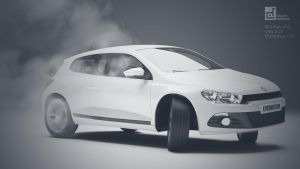 Volks Scirocco by eslamdesigns