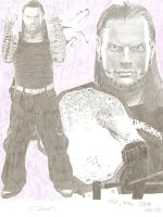 Jeff Hardy Champ by eazy101