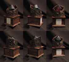 The Robert Bloch Award-The Haunter Of The Dark by Legiongp