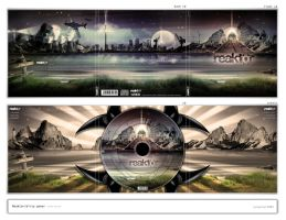 REAKTOR ALBUM DESIGN by kungfuat