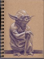 Yoda by RekTruk