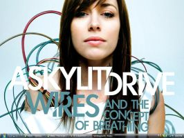 A Skylit Drive Wires and The Concept of Breathing by Chrona-X-Kid