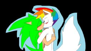 Scourge X Rainbow... 2 by shadowXkai109