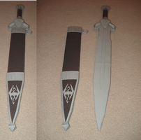 Imperial Sword Replica by RocketmanTan