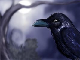 Quothe the Raven by Bristock