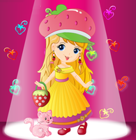 Berry Princess Dressup Game by willbeyou