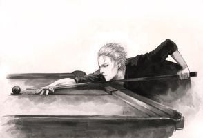 Sepia_billiards_Vergil by Anixien