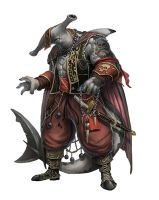 Blackfin the pirate by RogierB