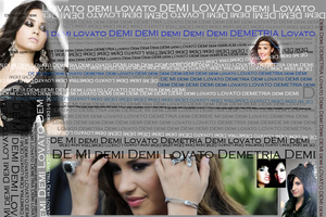 DEMI words by caris94