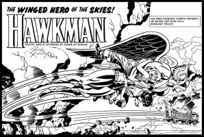Kirby-hawkmman-01 by FLComics