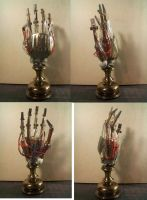 Hand Prototype with stand by xjustinian
