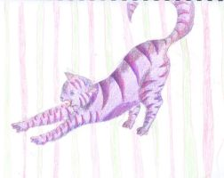 Cheshire cat: Realistic by MissusHow