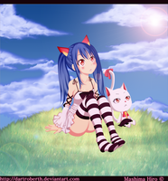 Wendy Marvell by DartRoberth