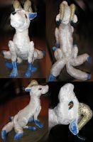 Godwin Plushie by forensicfox
