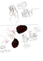 another advent children comic by Nisassa