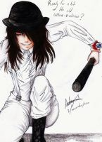 More Clockwork Orange by SaBaKu-No-LiLiGeE