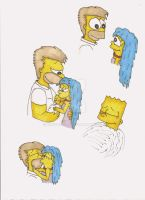 Homer And Marge-Our Firstborn by ChnProd22