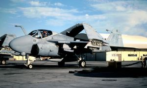 VA-128 A-6E by F16CrewChief