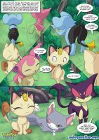 Sample Page - The Cat's Meowth by RUinc