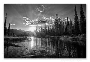 Sunset by kootenayphotos