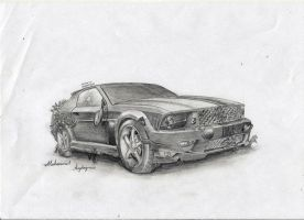 Ford Mustang by CptSky