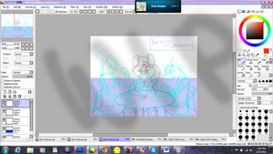 Commission WIP for BDog14157 by AmzyTheChangeling