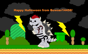 Halloween 2012 by Bowser14456