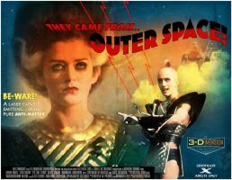 THEY CAME FROM OUTER SPACE by jonny2d