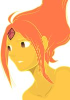 flame Princess 2 (redone) by elephoris