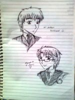 APH: English Notes LOL :D by kahochanlenkunlovers