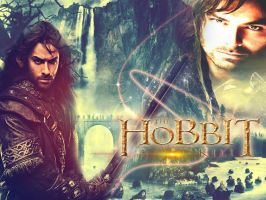 The Hobbit - Kili by Gem88