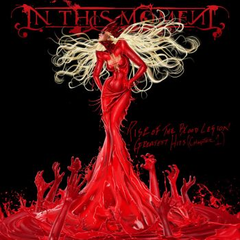 ITM: Rise Of The Blood Legion Album cover by Age-Velez