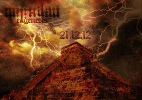 Nephilim arise- album release by Sociopart