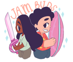 Jam Buds! by lattealove