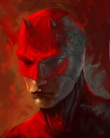Daredevil by ZachDB