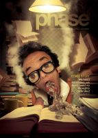 Phase Mag - front cover by mattu84