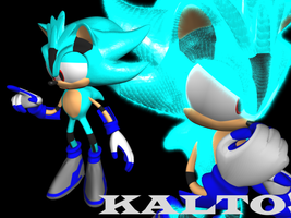 Chaos Hedgehog - Kalto by Adreos