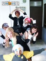 soul eater cosplay by SherryMichaelis